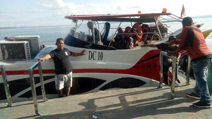 Arus Penumpang Kembali Normal, Ini Jadwal Speedboat Rute Nunukan-Tarakan Selasa 3 Agustus 2021
