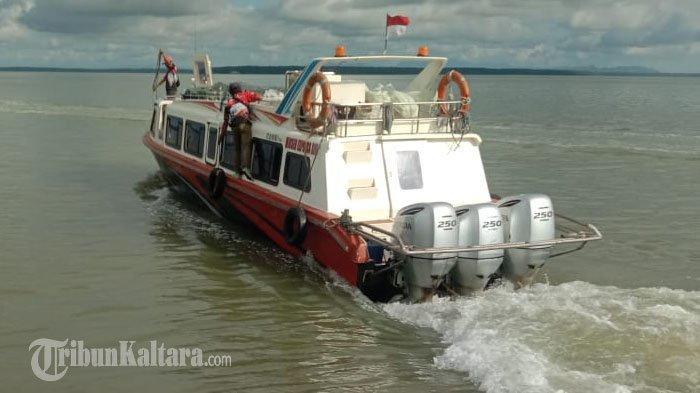 Hanya Tersedia 3 Armada, Berikut Ini Jadwal Speedboat Rute Nunukan-Tarakan pada Senin 2 Agustus 2021