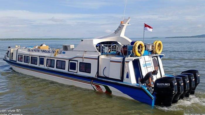 Jadwal Speedboat di Pelabuhan Liem Hie Djung, 5 Armada Rute Nunukan-Tarakan Beroperasi Hari Ini
