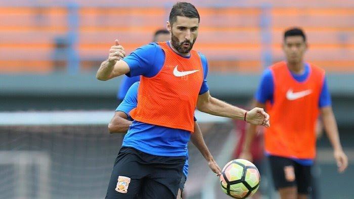 Eks Pemain Borneo FC Srdan Lopicic Kini jadi Asisten Pelatih di Pesut Etam, Nabil Husein Beri Respon