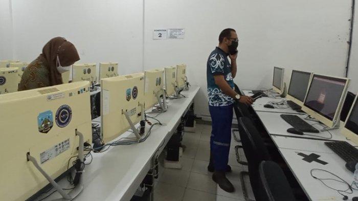 BKD Kaltara Sediakan Fasilitas Tes Swab Antigen Covid-19 Berbayar di Lokasi SKD CPNS, Ini Alasannya