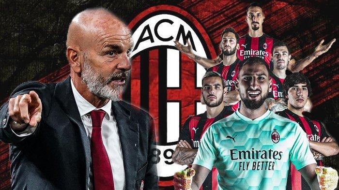 SIARAN LANGSUNG Verona vs AC Milan, Live Streaming Liga Italia RCTI Plus, Zlatan Menghilang Skor 0-0