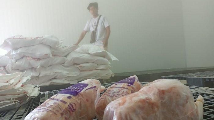 Harga Daging Ayam Beku di Tarakan Rp 36 Ribu Perkilogram, Selama Ramadan Tersedia 30 Ton