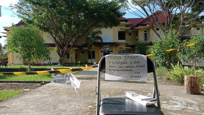 BKPSDM Penuh, Dinkes Bulungan Siapkan Ruangan Karantina Covid-19 di RSD Soemarno Sosroatmodjo
