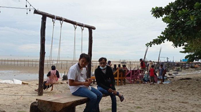 Libur Tahun Baru, Warga Tarakan Minta Masyarakat Tak Buang Sampah Sembarangan di Pantai Binalatung