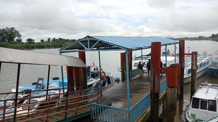 Pemerintah Larang Mudik Lebaran Idul Fitri 1442 H, Armada Speedboat Malinau Kota Masih Beroperasi