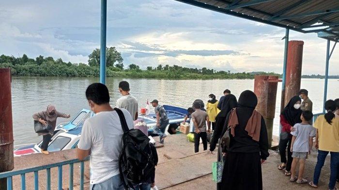 Jadwal Speedboat di Kalimantan Utara, Rute Malinau Tujuan Tarakan Minggu 12 September 2021