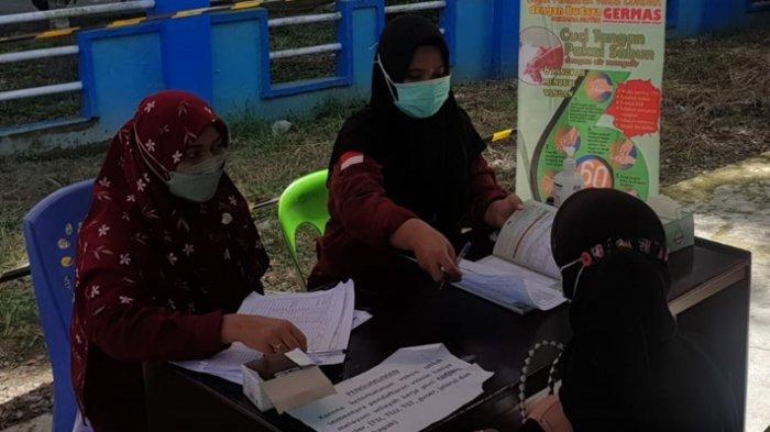 Dinkes Kaltara Apresiasi Vaksinasi Covid-19 untuk Ibu Hamil di Puskesmas Tanjung Selor Sesuai Target