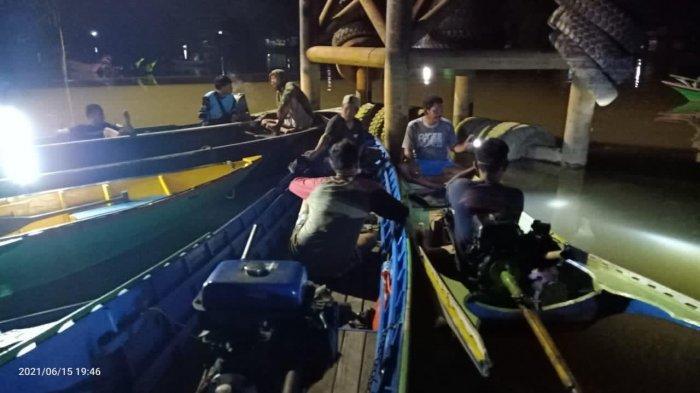 Tolong Anak Tercebur, Ayah Ikut Tenggelam di Sungai Sangasanga, Ini Kronologinya, Nasib Korban Kini