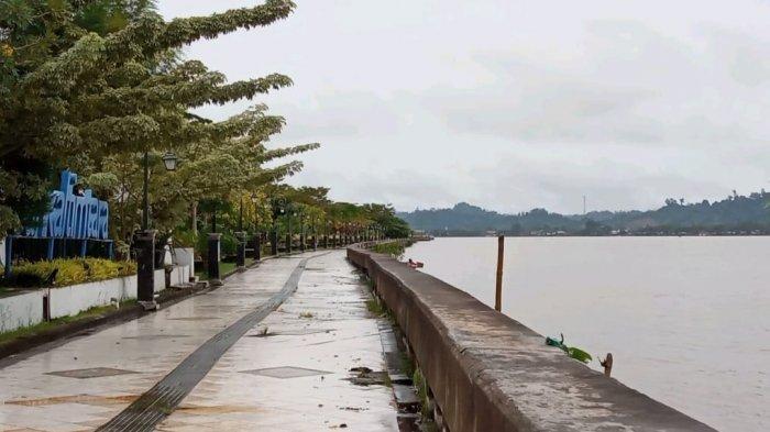 Hujan Lebat Semalaman, BPBD Bulungan Sebut Potensi Banjir di Kota Tanjung Selor Kaltara Rendah