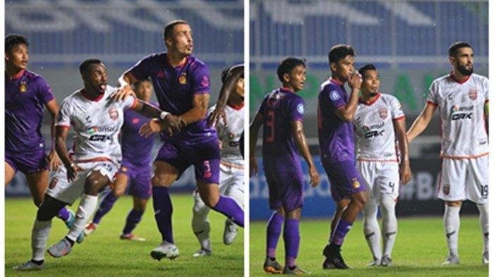 Hasil Liga 1 Persik Kediri vs Borneo FC, Pesut Etam Takluk 1-0, Adi Eko jadi Pahlawan Macan Putih