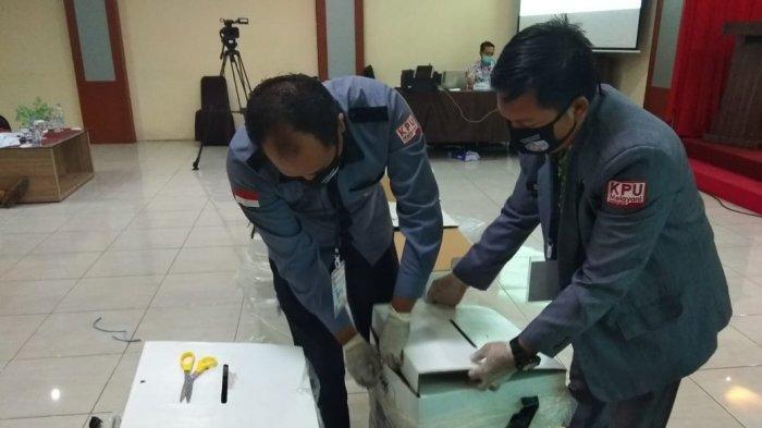 Hasil Rapat Pleno, Ketua KPU Bulungan Lili Suryani Sebut Pasangan Ziyap Unggul dengan 32.758 Suara