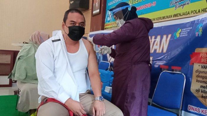 Vaksinasi untuk Lansia Masih Jauh dari Target, Kadis Kesehatan Bulungan Imam Sujono Beber Kendala