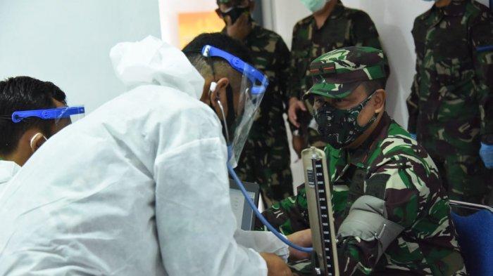 Danlantamal XIII Tarakan Sebut dengan Vaksinasi Covid-19 Personel TNI Lebih Siap di Garda Terdepan