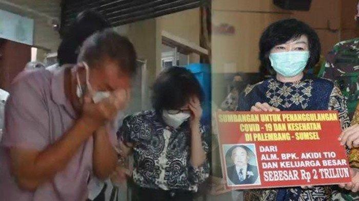 Usaha Heriyanti Akidi Tio Penyumbang Rp 2 Triliun Bangkrut, Suami Sopir Taxi, Ini Kesaksian Ketua RT