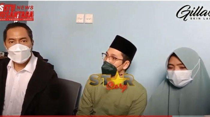 Dampingi Marlina Octoria, Sunan Kalijaga Peringati Ayah Taqy Malik untuk Tak Ancam Kliennya