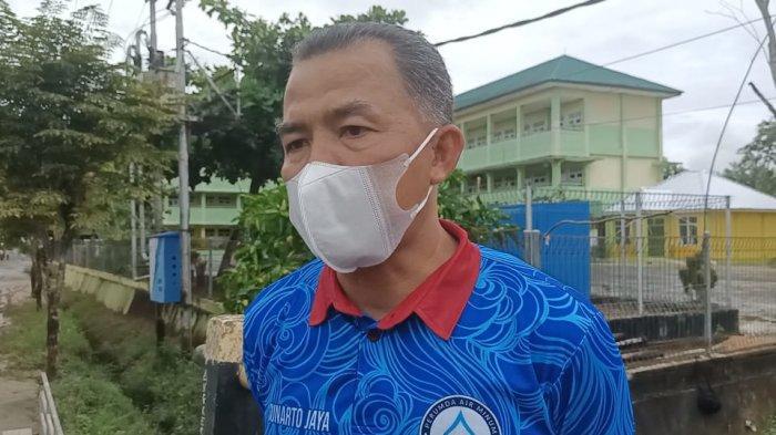 PDAM Tirta Alam Kota Tarakan Kumpulkan Bukti, PenyebabOli Cemari Air Sungai Kampung Bugis