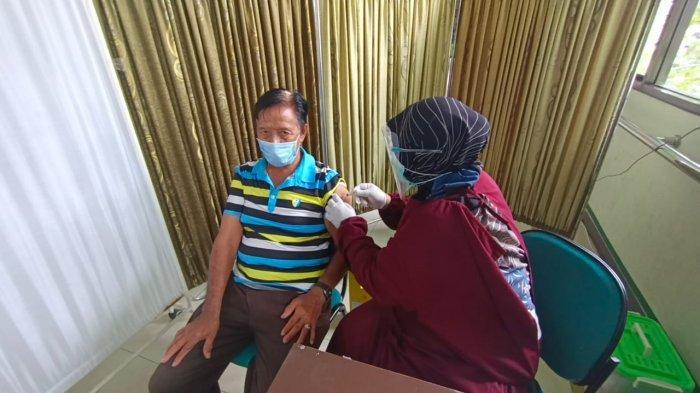 1.700 Orang Lansia di Tarakan Divaksin, Inilah Tips sebelum Vaksin, Istirahat dan Tidur Lebih Awal