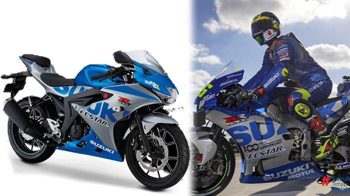 Harga Motor Suzuki GSX-R150 Terbaru, Desain Mirip Tunggangan Calon Juara Dunia MotoGP 2020, Joan Mir