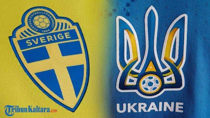 Siaran Langsung Swedia vs Ukraina Euro 2021, Tayang Live Streaming di Mola TV Pukul 02.00 Wib