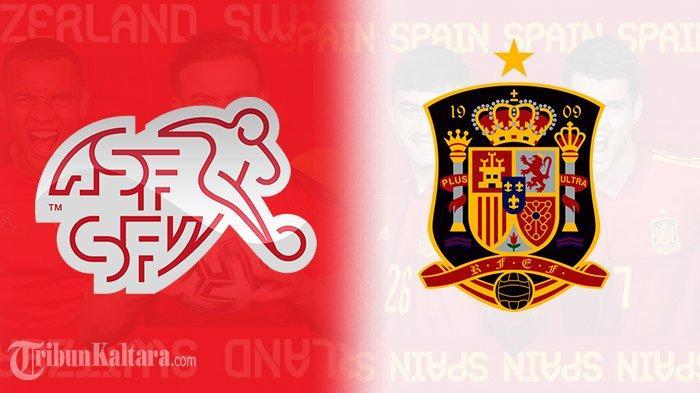Tayang Sekarang Live Streaming Swiss vs Spanyol Euro 2020 di RCTI, Skor 0-1 Jordi Alba Cetak Gol