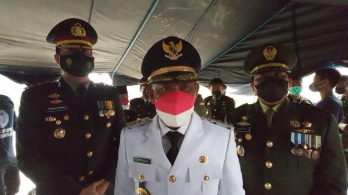 HUT ke 76 RI di Masa Pandemi, Bupati Bulungan Syarwani Sebut Semua Warga Pahlawan
