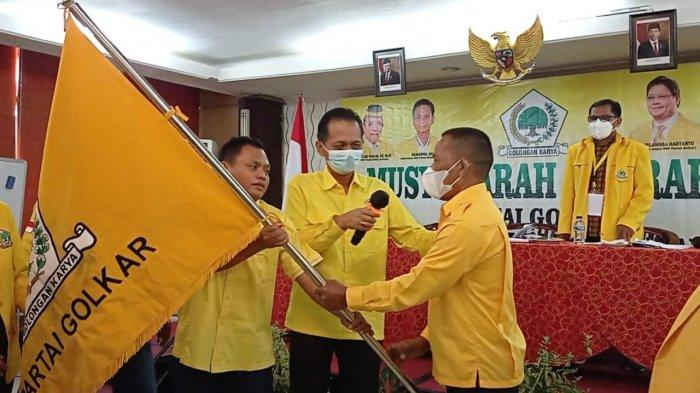 Syarwani Terpilih jadi Ketua DPD Golkar Kaltara Secara Aklamasi, Tak Ingin Pasang Target Muluk-muluk