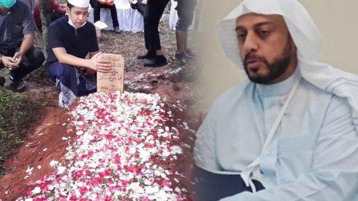 Syekh Ali Jaber sudah Siapkan Rencana Khusus, Mendadak Batal, Asisten: Tak Bisa Lari dari Ajal