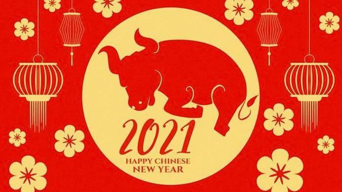 Kumpulan Ucapan Selamat Tahun Baru Imlek 2021 Lengkap, Harapan Keberuntungan di Tahun Kerbau Logam