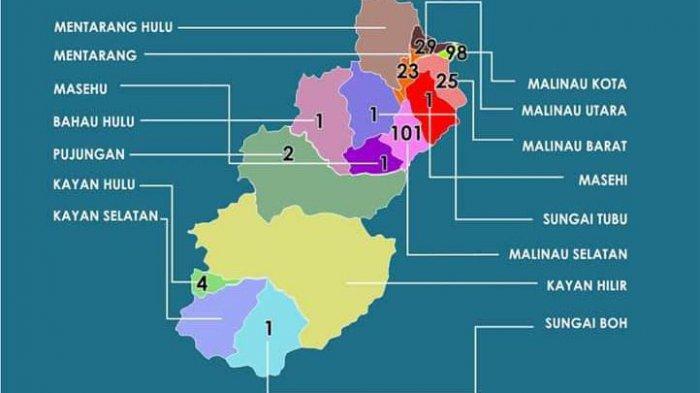 UPDATE Tambah 29, Kasus Covid-19 Malinau jadi 287, 80 Pasien Virus Corona Dirawat & Isolasi Mandiri