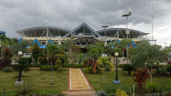 Atap Bandara Kolonel RA Bessing Malinau Selesai Direnovasi, Tahun 2021 Renovasi Tahap II Dilanjutkan
