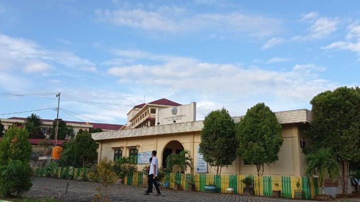 Cuaca di Desa Tideng Pale, Kecamatan Sesayap, Kabupaten Tana Tidung pagi ini (25/6/2021) cerah berawan