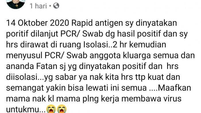 Wakil Direktur RSUD Bontang Positif Covid-19,