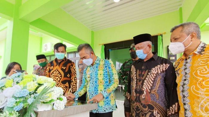 Wali Kota Resmikan Kantor MUI Kota Tarakan, KH Anas: Ini Gedung untuk Kepentingan Umat Islam