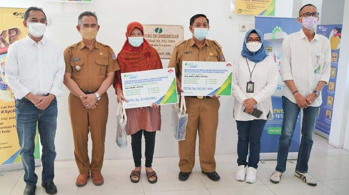 Ikut Rayakan Harpelnas, Wali Kota Apresiasi Keberadaan dan Manfaat BPJS Ketenagakerjaan di Tarakan