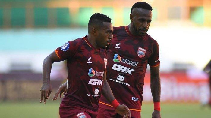 Hasil Liga 1, Sempat Ribut hingga Kartu Merah, Borneo FC vs Barito Putera Berakhir Imbang 1-1