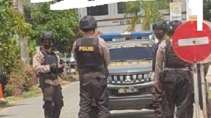 Densus 88 Tangkap Puluhan Terduga Teroris, 2 Orang di Balikpapan Kaltim Masuk Jariangan Media Sosial