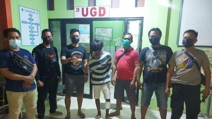 Lawan Polisi Pakai Pisau, Tersangka Pencurian di Nunukan Ditembak Polisi, Korban Rugi Rp 3 Juta