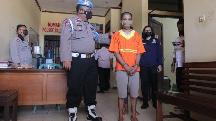 Empat Kali Dipenjara, Pelaku Spesialis Rumah Kosong Ditangkap, Hasil Curian Berikan ke Istri