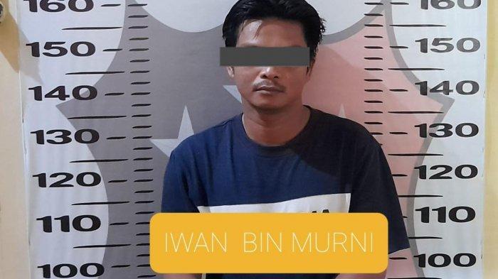 Simpan Sabu di Kotak Hitam, Pria Berusia 39 Tahun Diamankan Polisi