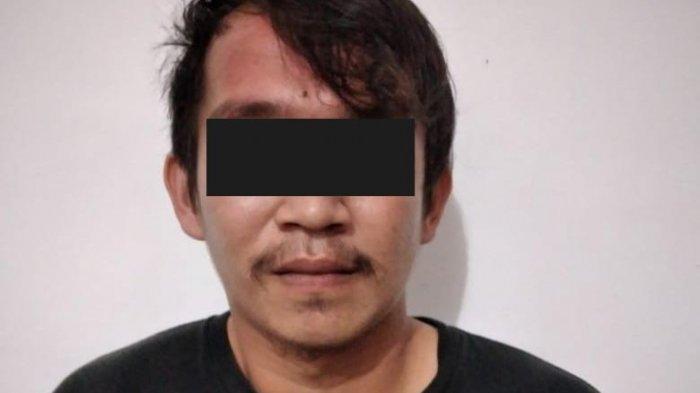 Usai Pesta Sabu di Kontrakannya, Seorang Pemuda Berinisial BF Diringkus Polsek Loa Janan