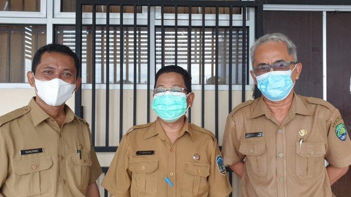 Peserta Tes CPNS PPPK di Kaltara Ditemukan Reaktif Covid-19, Sudarsono: Kita akan Jadwalkan Ulang