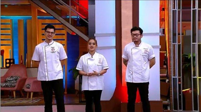 Tayang Sekarang, Link Live Streaming MasterChef 25 Juli 2021, Duplikasi Masakan 3 Juara MasterChef