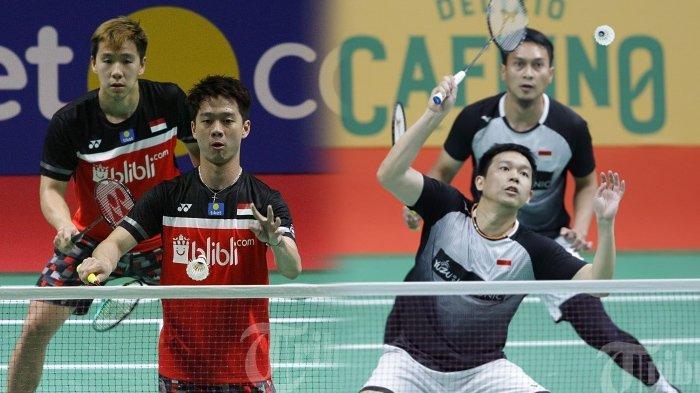 All Indonesian Final Berpeluang Terwujud di Olimpiade Tokyo, Berikut Lawan The Daddies dan Minions