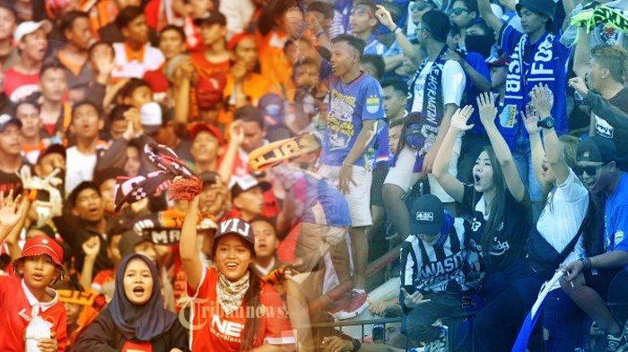 The Jakmania dan Bobotoh Bikin Ulah usai Duel Persib vs Persija di Piala Menpora, PSSI Minta Maaf