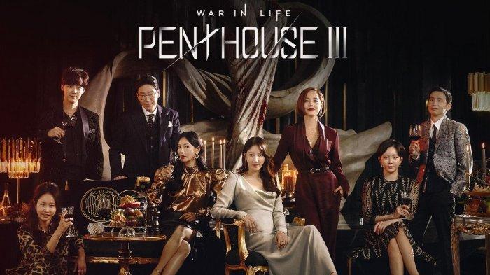 Link Nonton Gratis Episode Terakhir The Penthouse 3 Jumat Malam Ini, Bisa Streaming di VIU