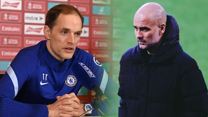 Semifinal Piala FA, Chelsea vs Man City, Tuchel Beber Pengakuan Mengejutkan, Kagumi Pep Guardiola?