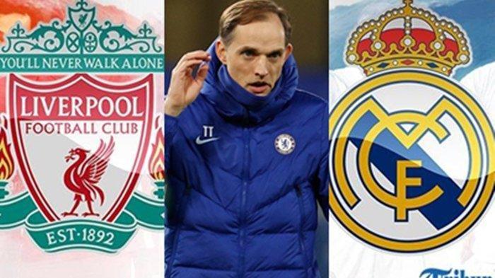 Kongkalikong Chelsea Jelang Laga Liga Champions Real Madrid vs Liverpool, Minta Zidane Keokkan Klopp