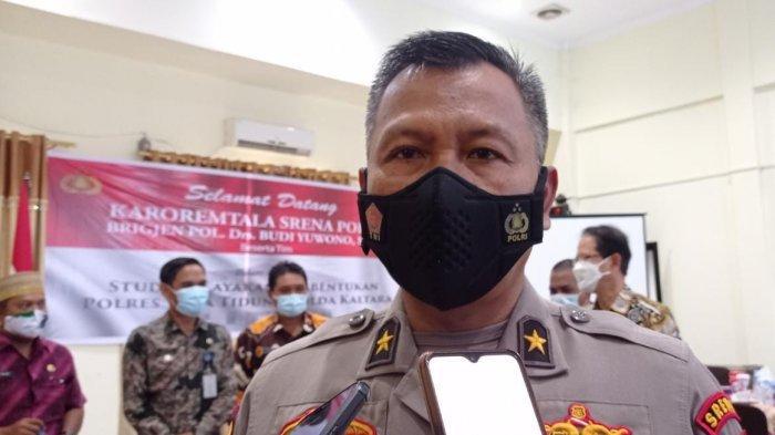 Tim Mabes Polri Kunjungi Kabupaten Tana Tidung: Pembentukan Polres Segera Diusulkan ke Kemenpan-RB