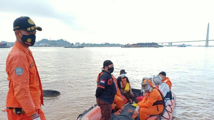 Tadi Pagi, Jenazah Pria yang Tenggelam di Bawah Jembatan Mahkota Dua Ditemukan